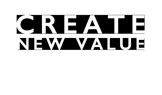 CREATE NEW VALUE 不動産の新たな価値を創造します。<br />売買からコンサルティングまで不動産のことならプロ集団にお任せください。