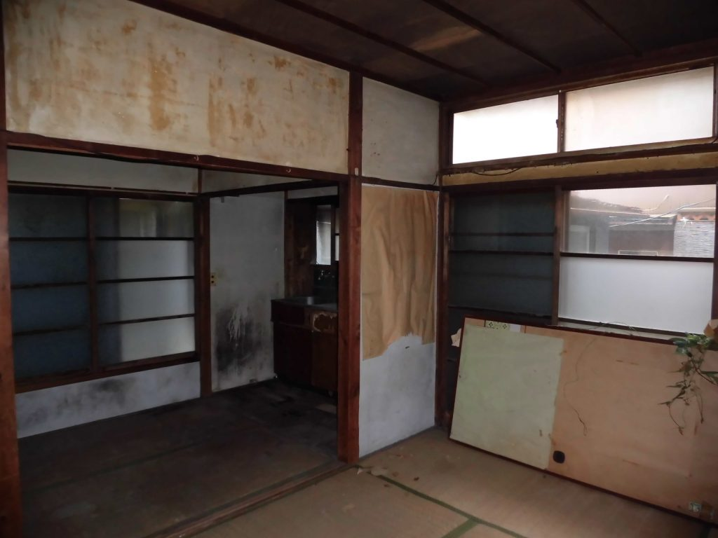 埼玉県蕨市【再建築不可】購入いたしました。