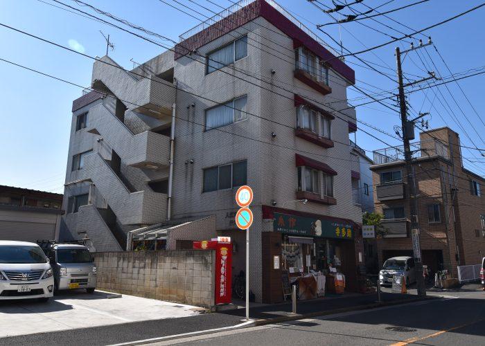 横浜市神奈川区入江一棟マンション、購入致しました。