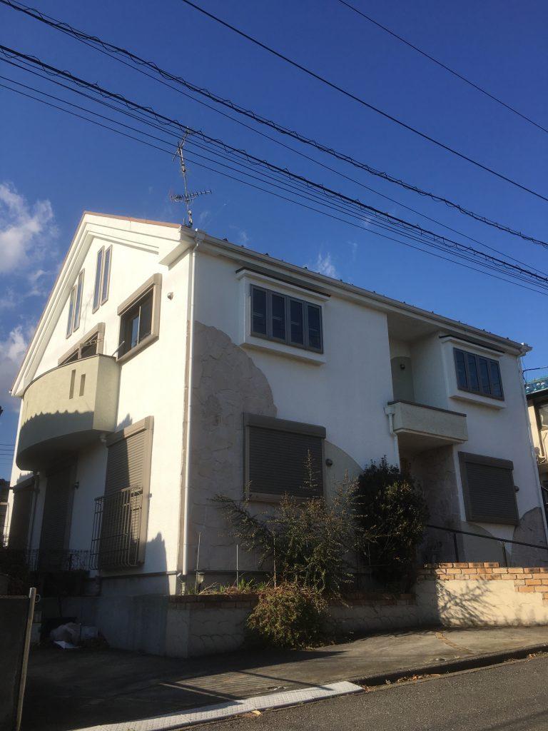 北山田2世帯住宅購入しました!