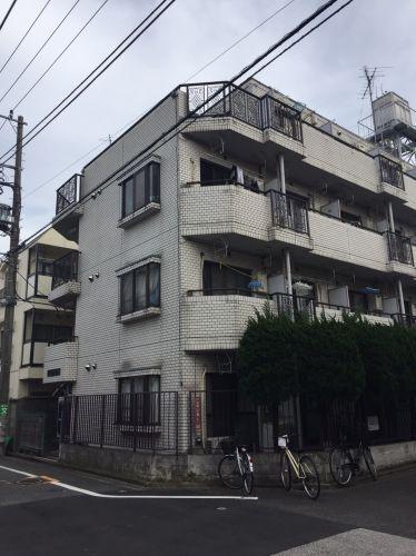 井草 ワンルームマンション 購入しました!