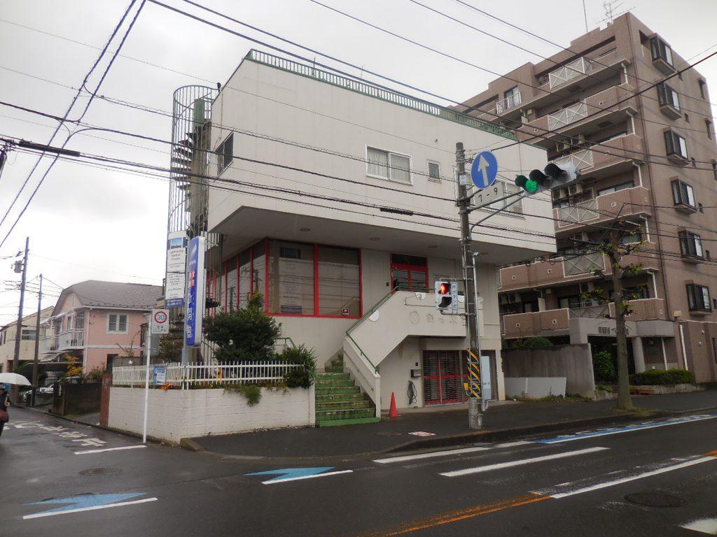 大和市林間に1棟ビルを購入しました。