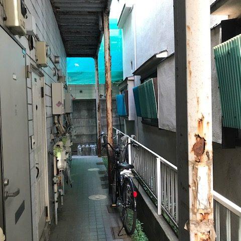 板橋区東新町(レジデンシャル上板橋) アパートを購入しました。