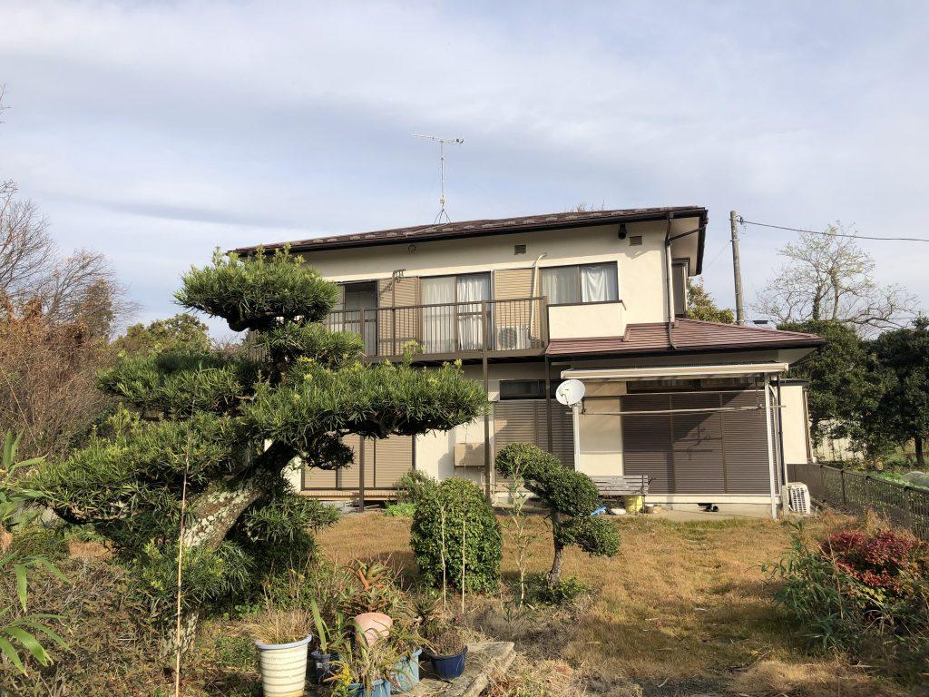 藤沢市用田 庭付き戸建130坪