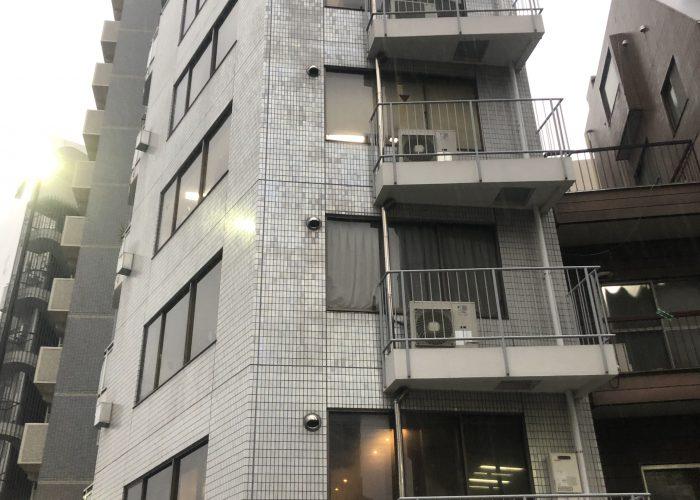 渋谷区富ヶ谷ビル管理始めました
